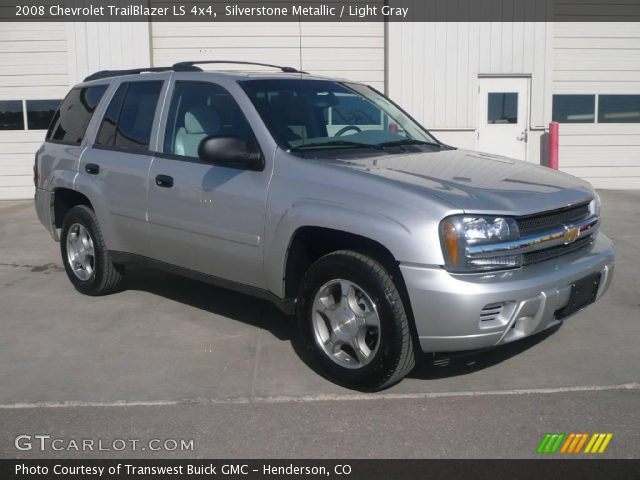 Chevrolet TrailBlazer 4.2 2008 photo - 11