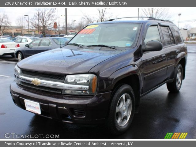 Chevrolet TrailBlazer 4.2 2008 photo - 12