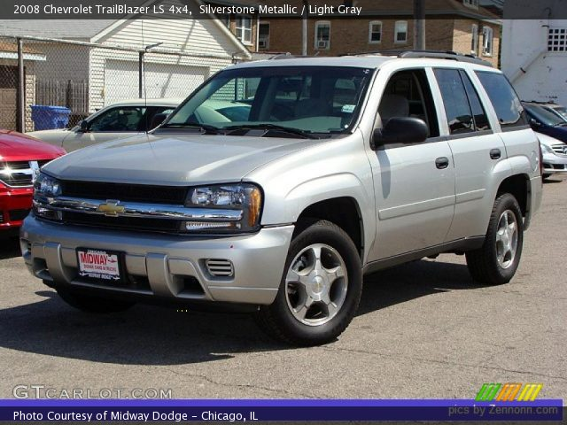 Chevrolet TrailBlazer 4.2 2008 photo - 2