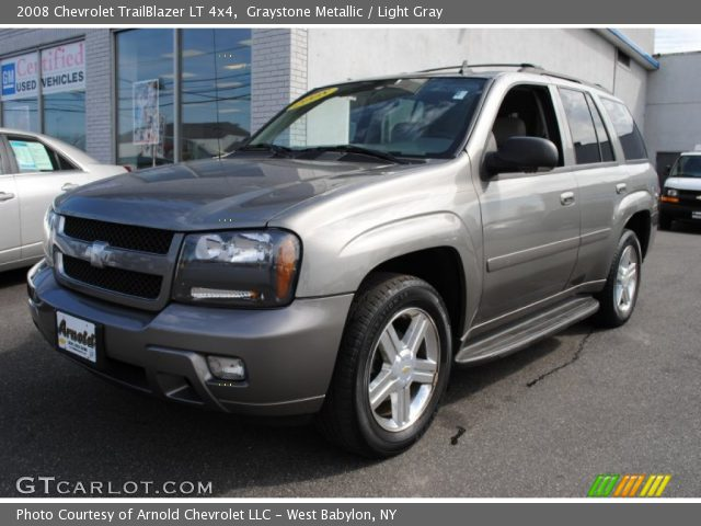Chevrolet TrailBlazer 4.2 2008 photo - 3
