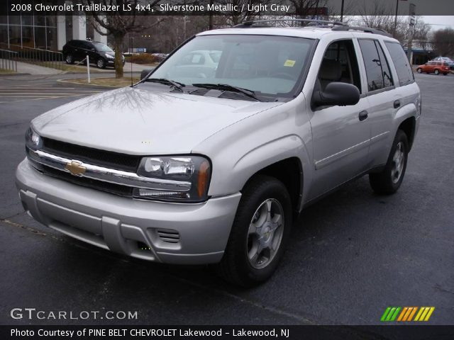 Chevrolet TrailBlazer 4.2 2008 photo - 4
