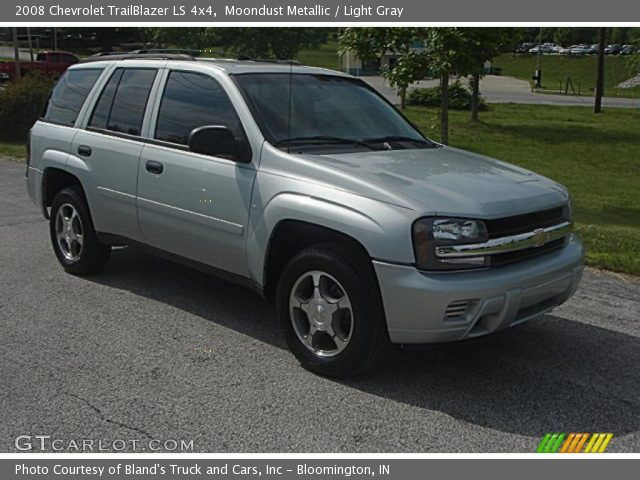 Chevrolet TrailBlazer 4.2 2008 photo - 6