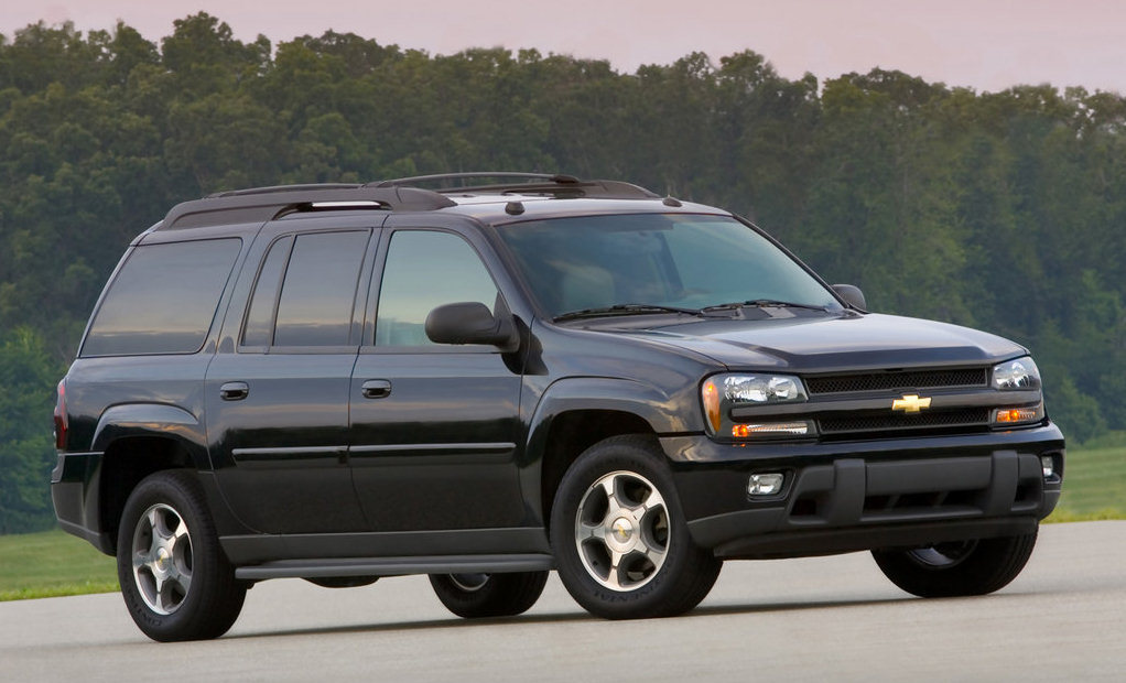 Chevrolet TrailBlazer 5.3 2003 photo - 1
