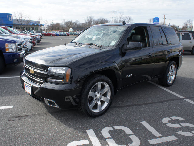 Chevrolet TrailBlazer 6.0 2008 photo - 11