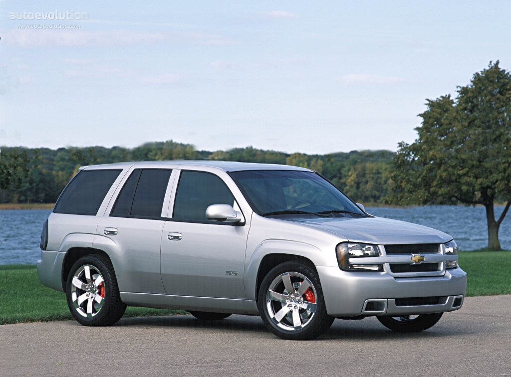 Chevrolet TrailBlazer 6.0 2008 photo - 12