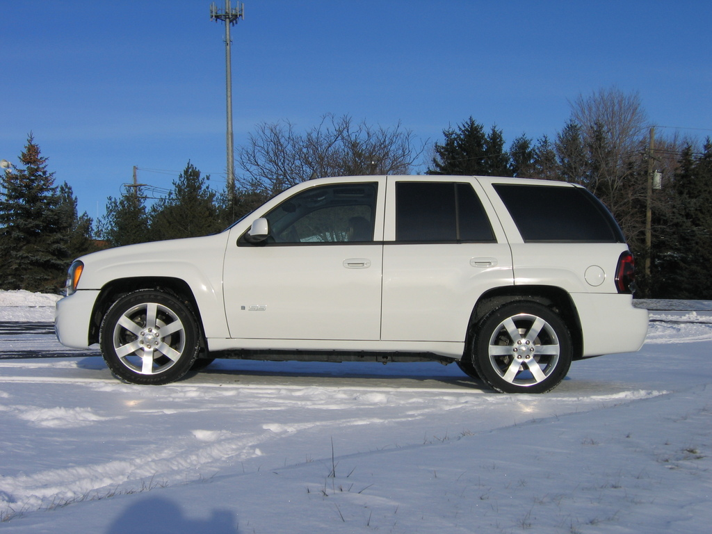 Chevrolet TrailBlazer 6.0 2008 photo - 2