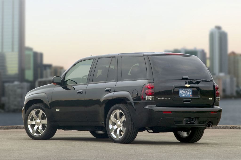 Chevrolet TrailBlazer 6.0 2008 photo - 3