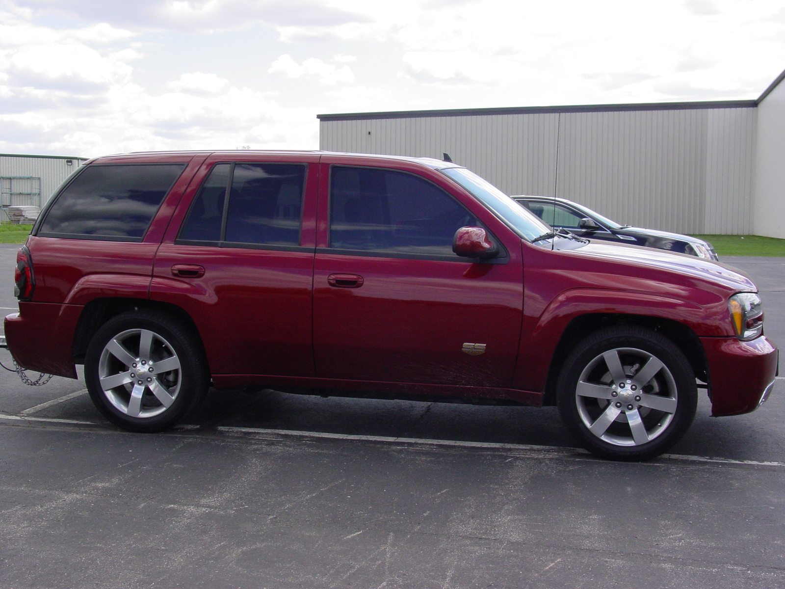 Chevrolet TrailBlazer 6.0 2008 photo - 5