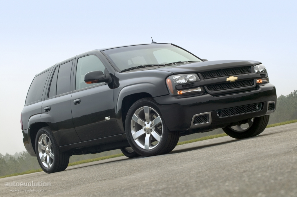 Chevrolet TrailBlazer 6.0 2008 photo - 6