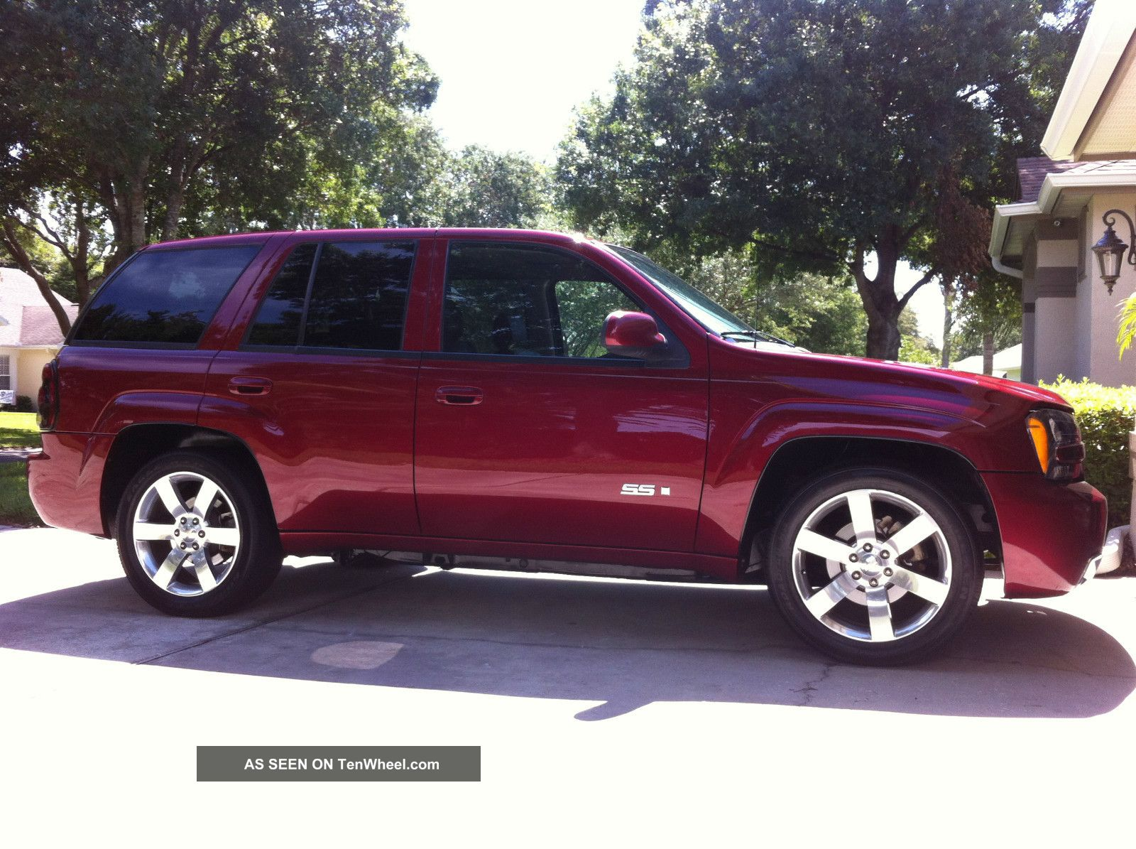 Chevrolet TrailBlazer 6.0 2008 photo - 7