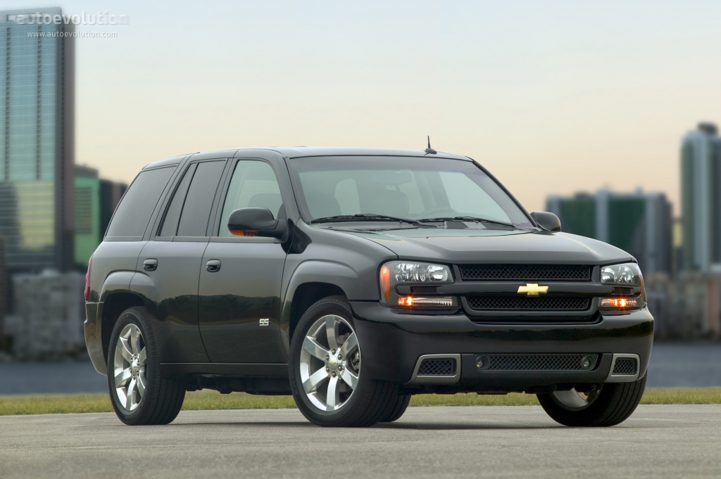 Chevrolet TrailBlazer 6.0 2008 photo - 9