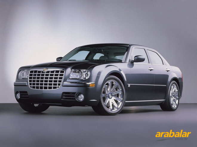 Chrysler 300C 2.7 2005 photo - 12