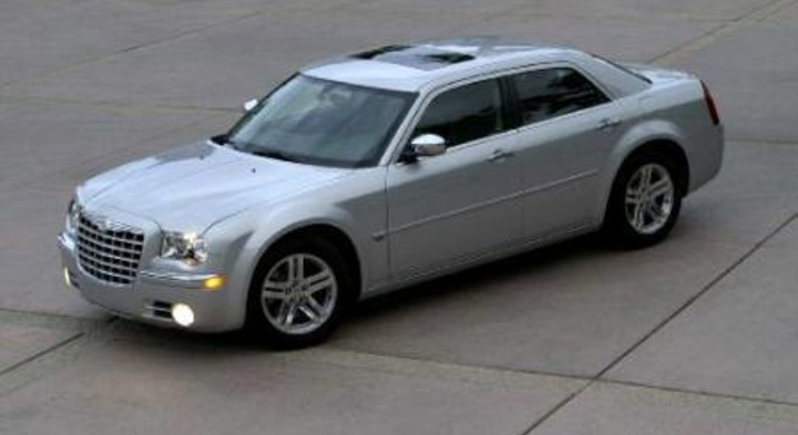 Chrysler 300C 2.7 2005 photo - 3