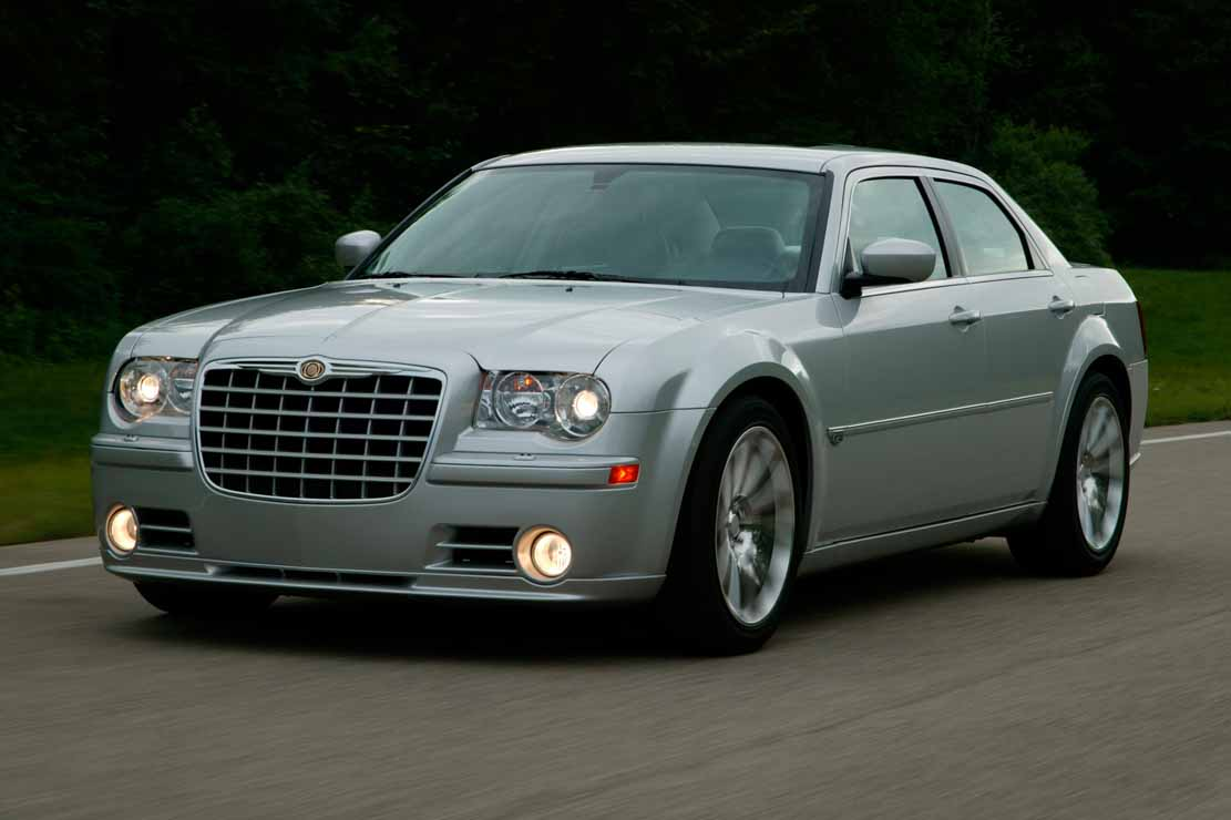 Chrysler 300C 2.7 2005 photo - 8