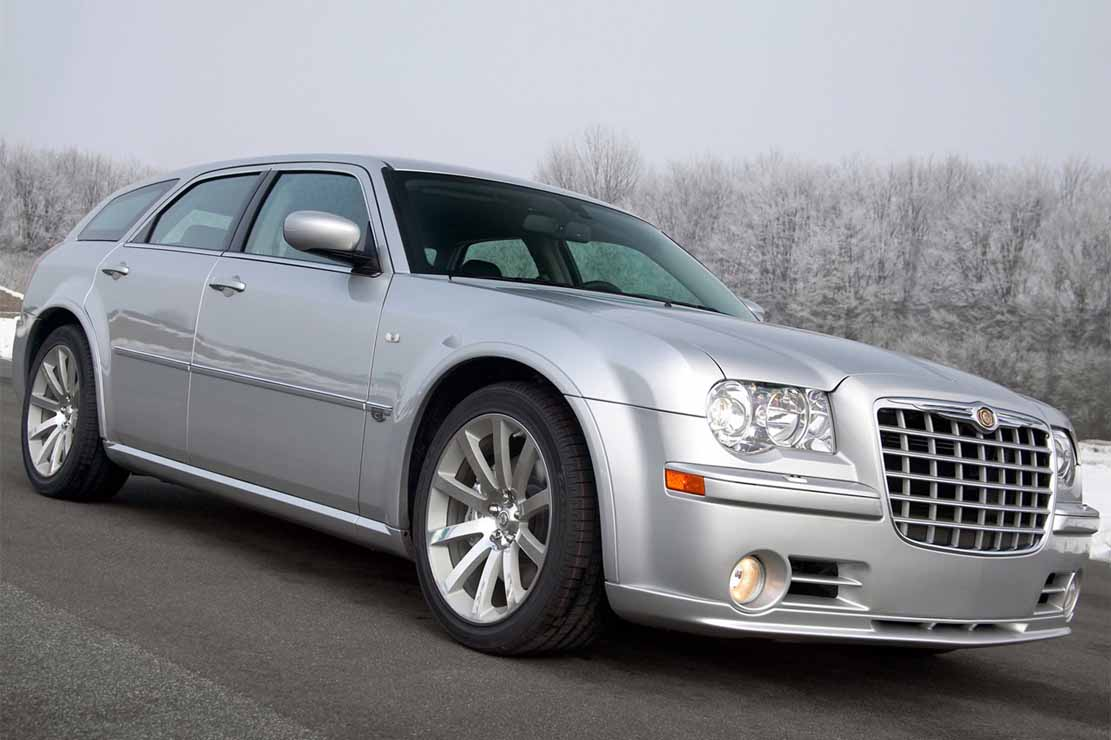 Chrysler 300C 2.7 2005 photo - 9