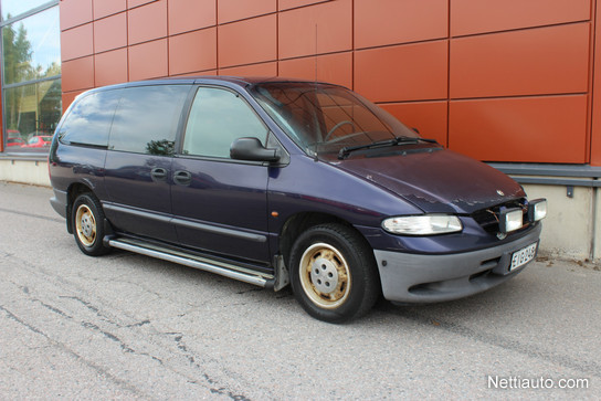 Chrysler Grand Voyager 2.4 1997 photo - 7