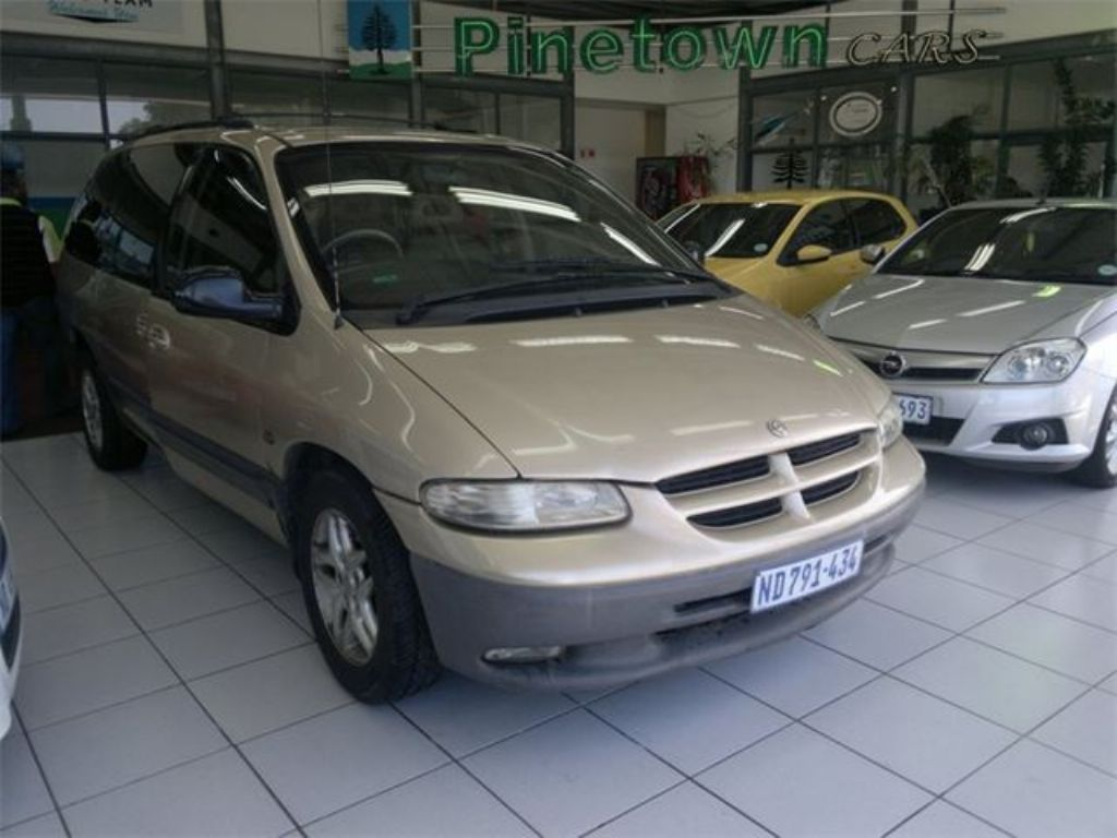 Chrysler Grand Voyager 2.8 2000 photo - 6
