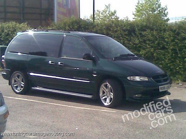 Chrysler Grand Voyager 3 3 1998 Technical Specifications