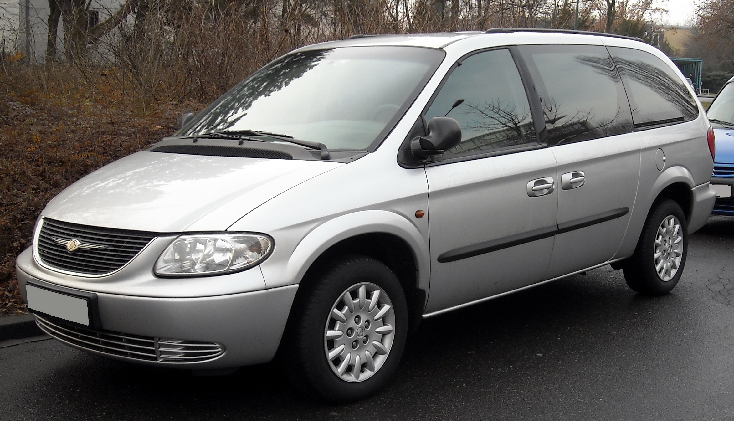Chrysler Grand Voyager 3.3 2009 photo - 10
