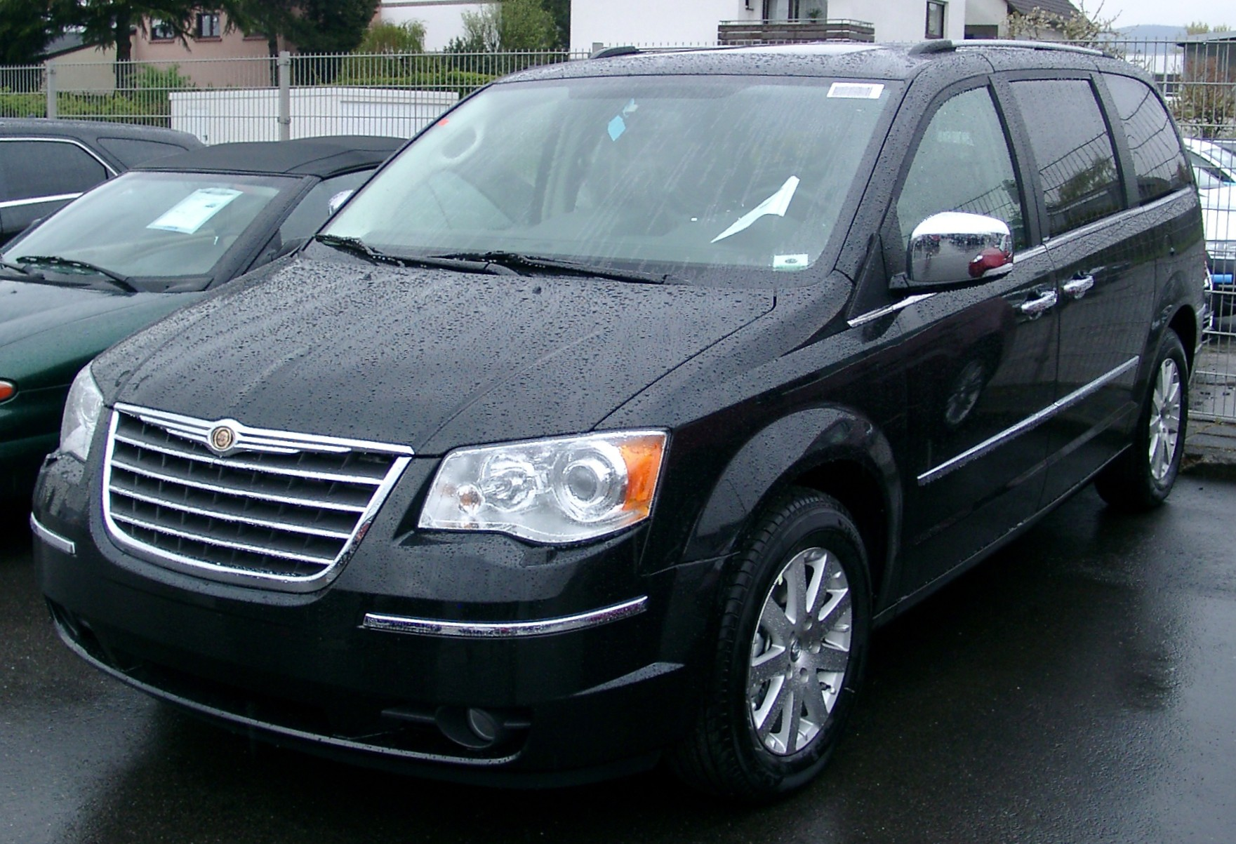 Chrysler Grand Voyager 3.3 2009 photo - 11