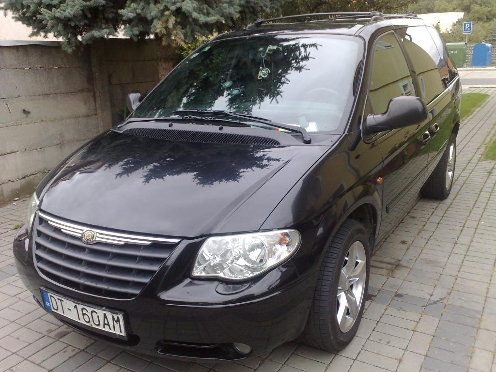 chrysler grand voyager 3 8 2006 technical specifications. Black Bedroom Furniture Sets. Home Design Ideas