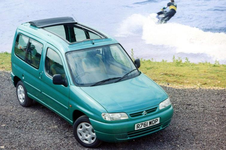 Citroen Berlingo 1.6 1998 photo - 1