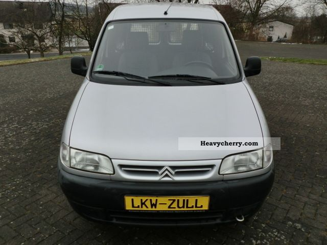 Citroen Berlingo 1.6 1998 photo - 10