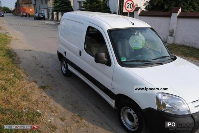 Citroen Berlingo 1.6 1998 photo - 11