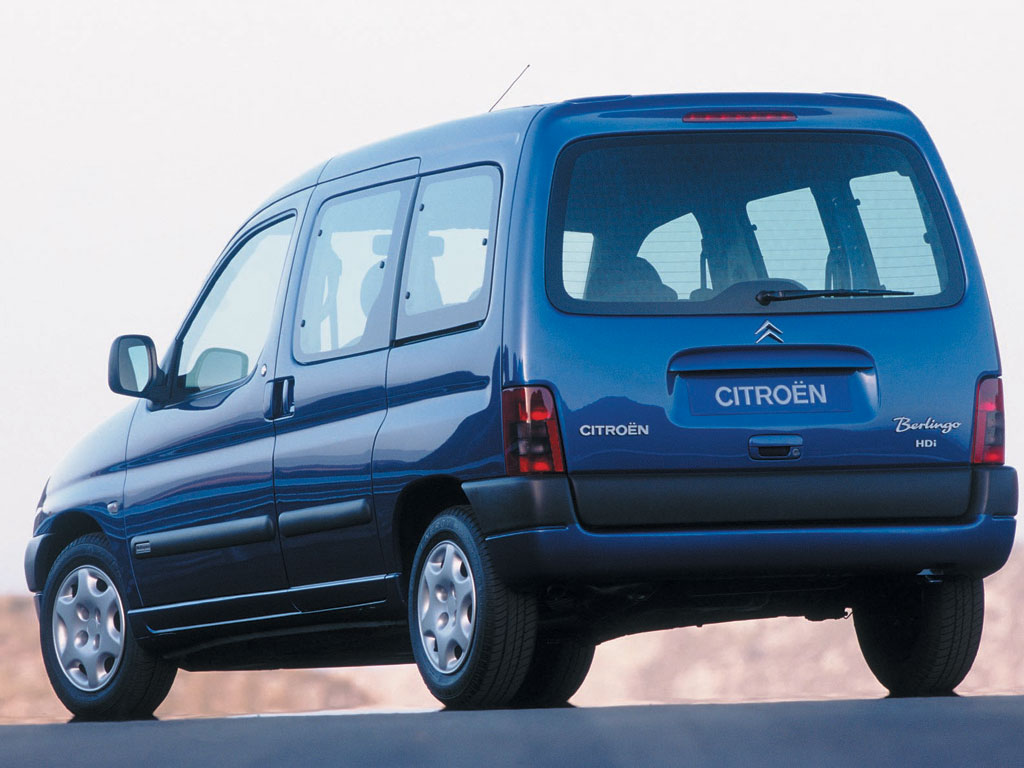 Citroen Berlingo 1.6 1998 photo - 12