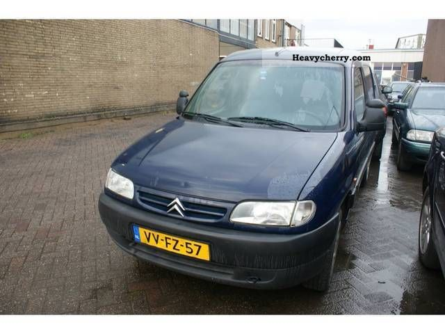 Citroen Berlingo 1.6 1998 photo - 6