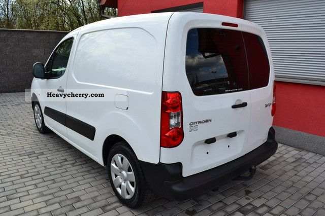 Citroen Berlingo 1.6 2010 photo - 1