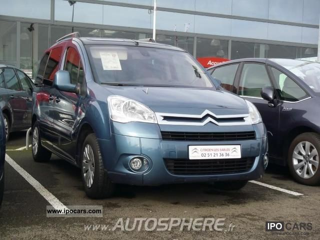 Citroen Berlingo 1.6 2010 photo - 10