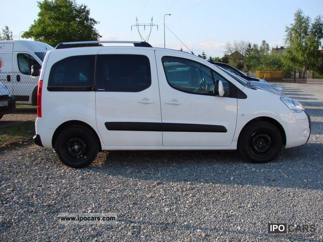 Citroen Berlingo 1.6 2010 photo - 11