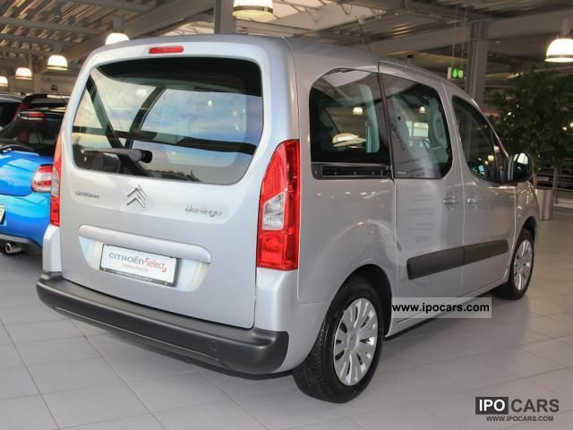 Citroen Berlingo 1.6 2010 photo - 12