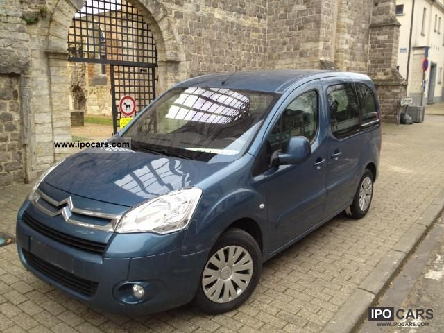 Citroen Berlingo 1.6 2010 photo - 7