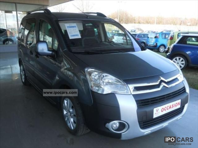 Citroen Berlingo 1.6 2010 photo - 8