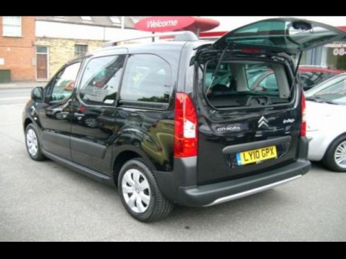 Citroen Berlingo 1.6 2010 photo - 9