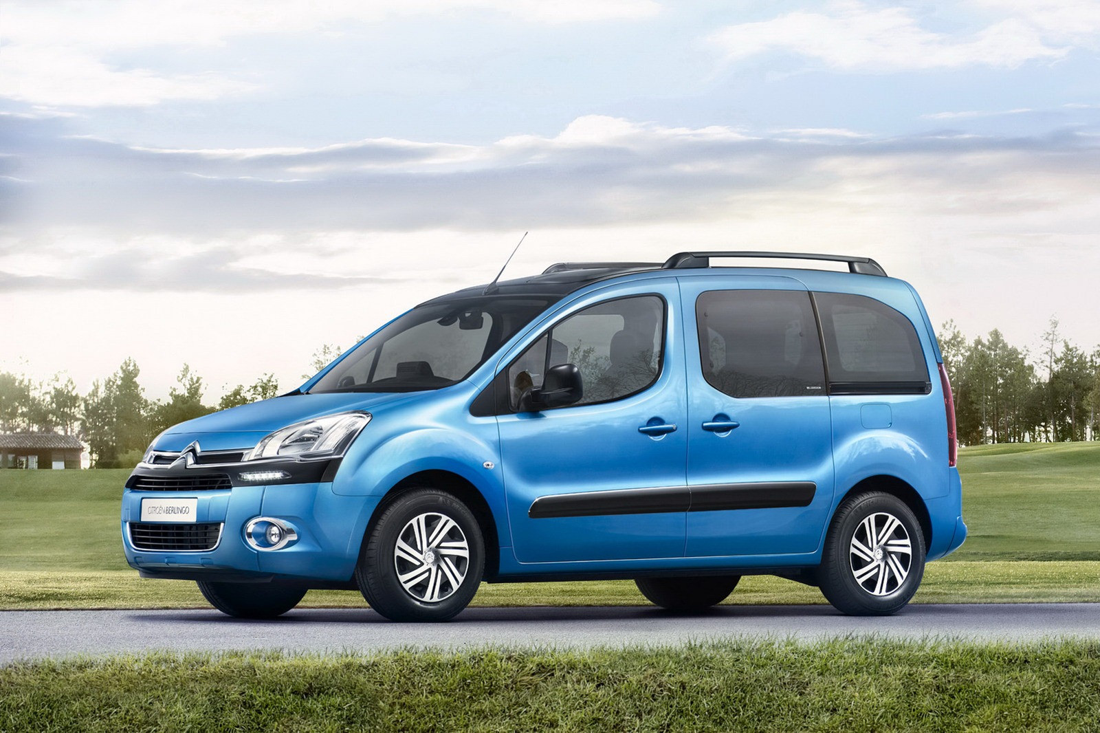 Citroen Berlingo 1.6 2012 photo - 1
