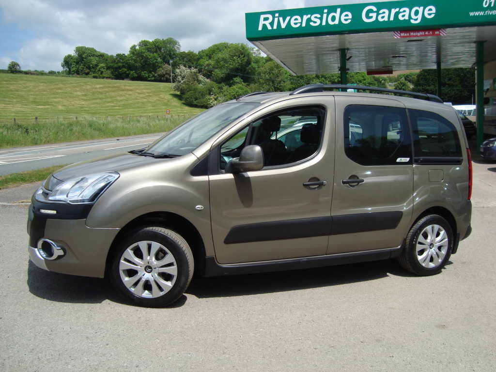 Citroen Berlingo 1.6 2012 photo - 10