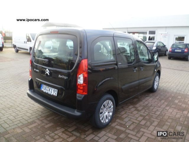 Citroen Berlingo 1.6 2012 photo - 2