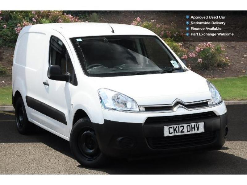 Citroen Berlingo 1.6 2012 photo - 5