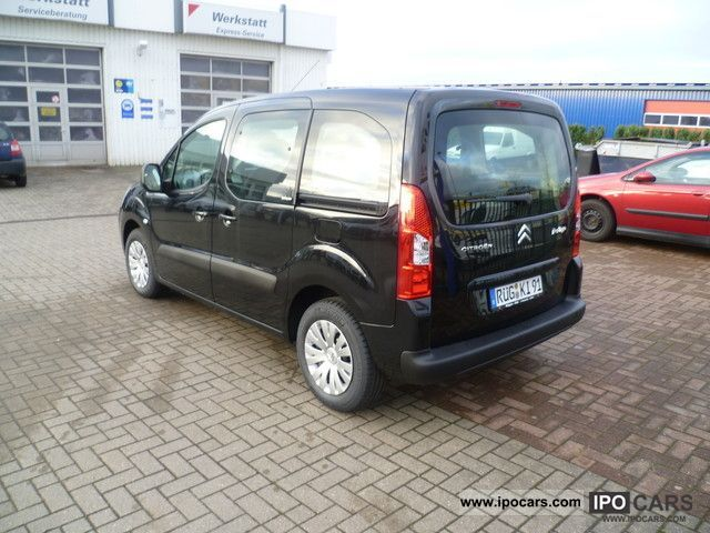 Citroen Berlingo 1.6 2012 photo - 6