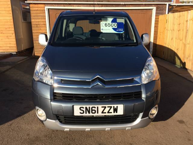 Citroen Berlingo 1.6 2012 photo - 8