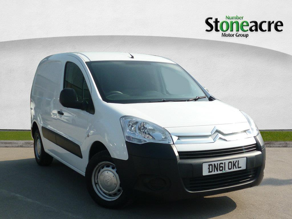 Citroen Berlingo 1.6 2012 photo - 9