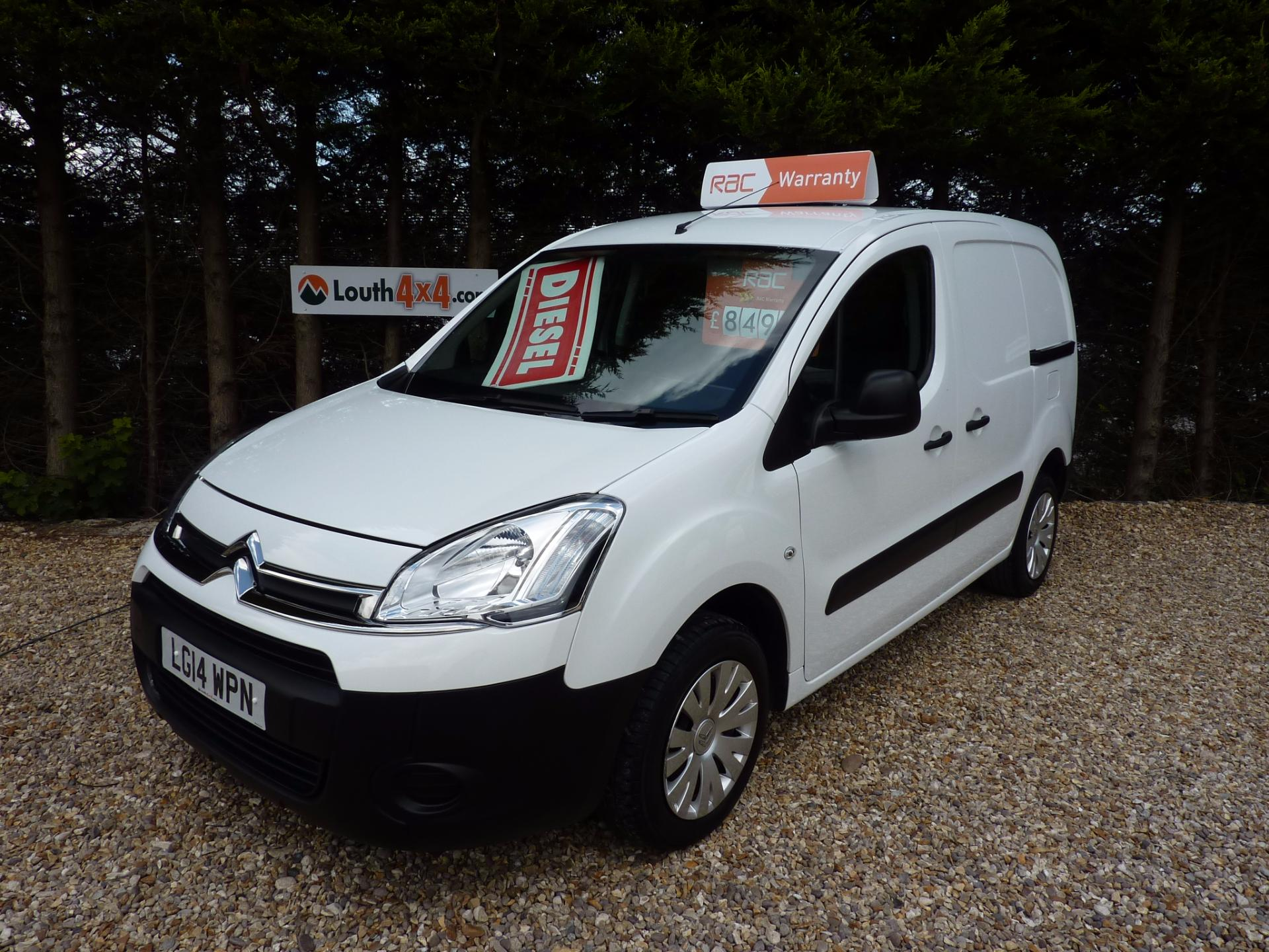 Citroen Berlingo 1.6 2014 photo - 10