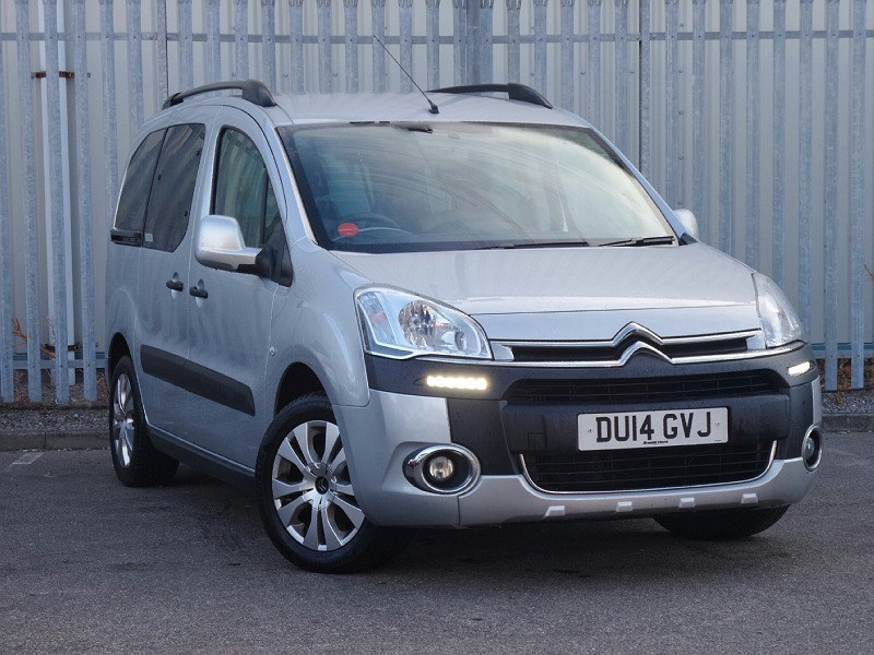 Citroen Berlingo 1.6 2014 photo - 11
