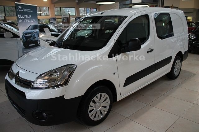 Citroen Berlingo 1.6 2014 photo - 12