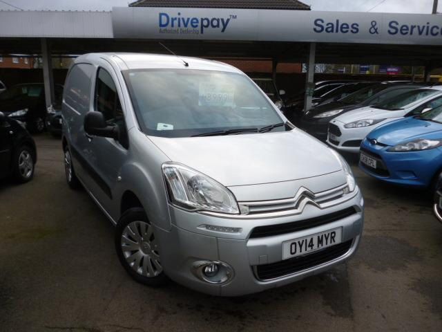 Citroen Berlingo 1.6 2014 photo - 5