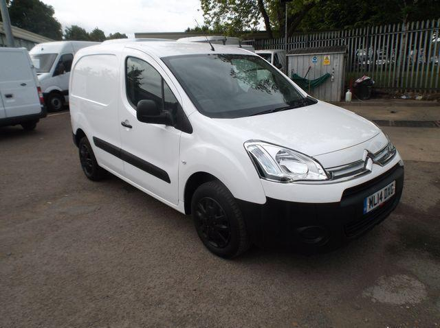 Citroen Berlingo 1.6 2014 photo - 6