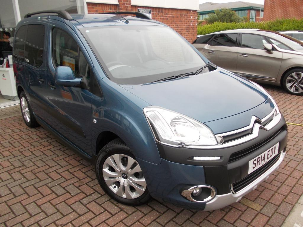 Citroen Berlingo 1.6 2014 photo - 8